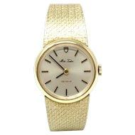 Vintage Rolex SA Miss Tudor 14k lady mechanical watch bracelet near mint