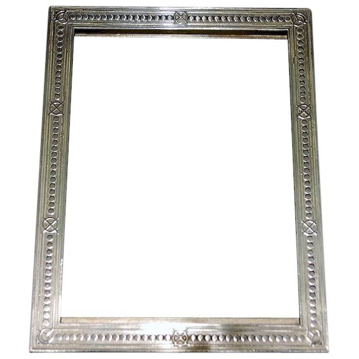 Tiffany Co Sterling Silver Picture Frame Galerie Du Louvre