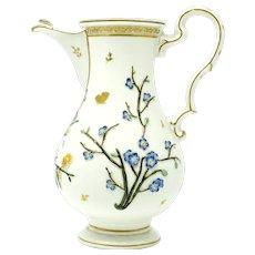 Capodimonte Buen Retiro Spain Coffee Pot 1750-1760