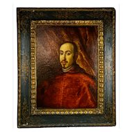 Spanish Old Master 17th Century Painting