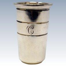 Birks Sterling Silver Jigger Shot Cup