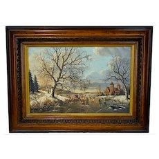 Dutch 19th Century Painting