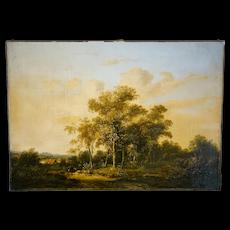 Marinus A. Koekkoek Painting