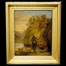 18th Century European Landscape Painting