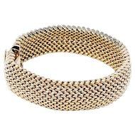 Uno a Erre Italy 18k Gold Ladies Bracelet