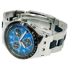 Swatch Irony Chronograph Men's Wristwatch