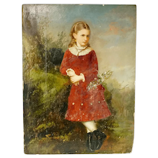 Unidentified Early 1800 European Painting