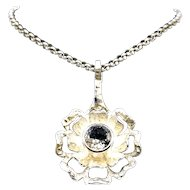 Theresia Hvorslev Sterling Silver Necklace