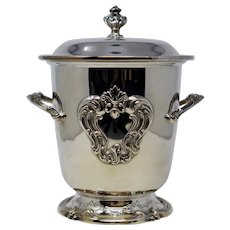 Gorham Electroplated Ice Bucket