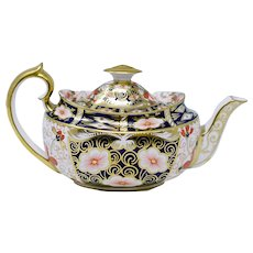 Royal Crown Derby Imari Teapot