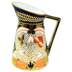 Royal Crown Derby Porcelain Jug