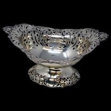 Josiah Williams & Co Sterling Silver Centerpiece