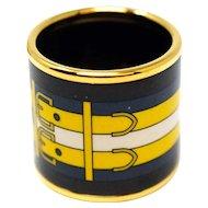 Hermes Paris Buckle Scarf Ring
