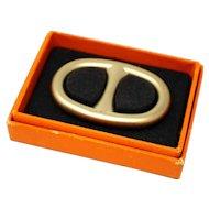 Hermes Paris Scarf Ring