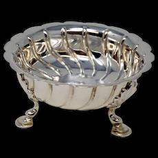 London Edward & Sons Sterling Silver Bowl
