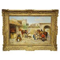Domingo Munoz Painting 1850-1935