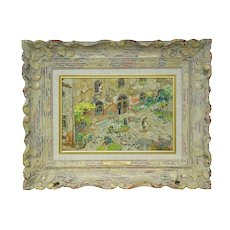 Epameinondas Thomopoulos 1878-1974 Painting