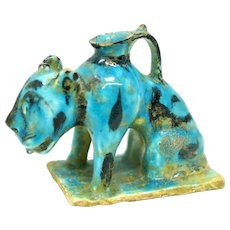 Antique Persian Pottery Vessel
