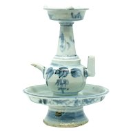 Antique Chinese Porcelain Water Dropper