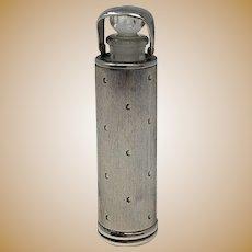 Birks Sterling Silver Scent Bottle