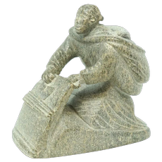 Padli Uttuujaq Ilisituk Inuit Carving