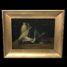 Renaud Toussaint-Xenophon Oil Painting
