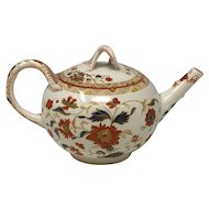 Wedgwood Pearlware Late 18th century Teapot