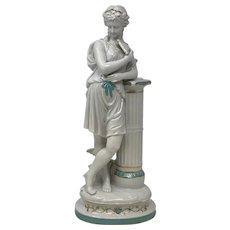 Minton Porcelain Late 19th Century Figurine