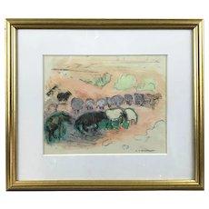 Blumenschein Ernest Leonard 1874-1960 Painting