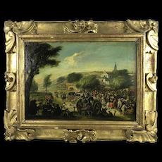 Francisco Jose de Goya Painting 1746-1828