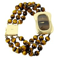 Ladies Vintage Baume & Mercier 14 karat Wristwatch