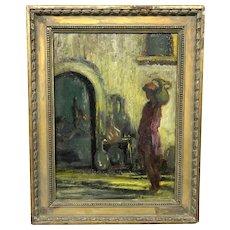 Orientalist Late 19th Century Painting