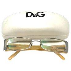 Dolce & Gabbana 51-17 Eyeglasses