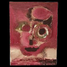Harold Klunder Oil Portrait Painting