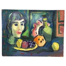 Herman Heimlich Still Life Painting