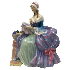 Very Rare Royal Doulton Penelope Figurine HN1902