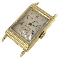 Vintage Longines 14k Gold Men's wristwatch