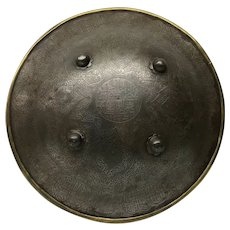 19th Century Islamic Shield