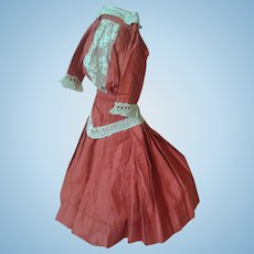 Factory Original Doll Dress-Turn of the Century