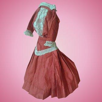 Factory Original Doll Dress-Turn of the Century