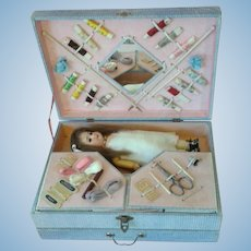 "French Sewing Box ""Etrennes"""