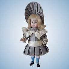 "Early Kestner 6"" All Bisque Doll"