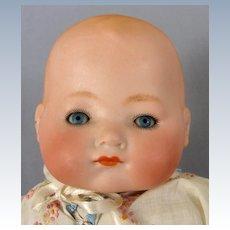 "14"" Tall German Armand Marsellies  Kiddy Joy Bisque  Dream Baby Doll"