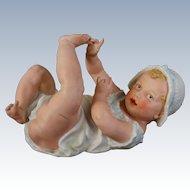 Antique Gebruder Heubach Baby Stewart Piano Baby
