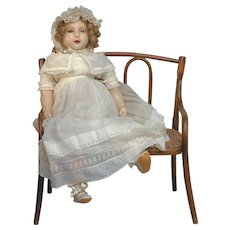 """1985 Book """"The History of Wax Dolls"""" by Mary Hillier"""