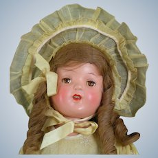 "1920-30's Horseman ""Mama Doll"""