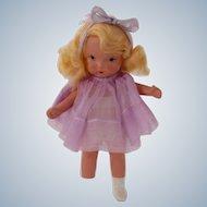 "Nancy Ann Storybook Doll ""Margie Ann""  with Box"