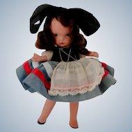 "Nancy Ann Storybook Doll  ""JUDY ANN French"""