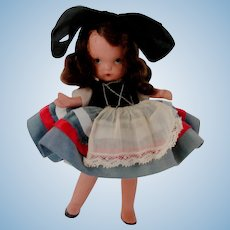 "Nancy Ann Storybook Doll  ""JUDY ANN French"""
