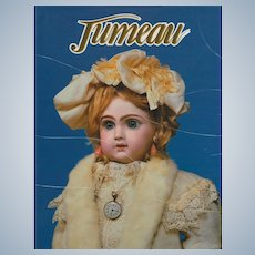 """1983 Book -""""Jumeau"""" by Constance King"""